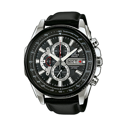 Casio Herrenuhr EDIFICE Classic EFR-549L-1AVUEF