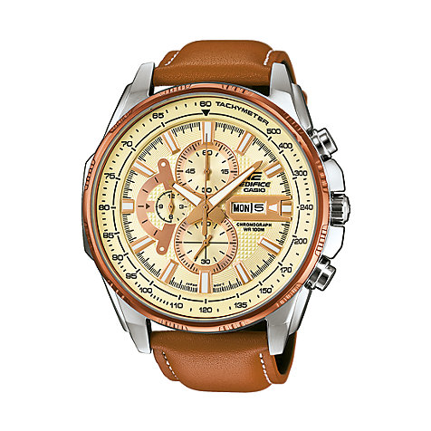 Casio EDIFICE Classic Herrenuhr EFR-549L-7AVUEF
