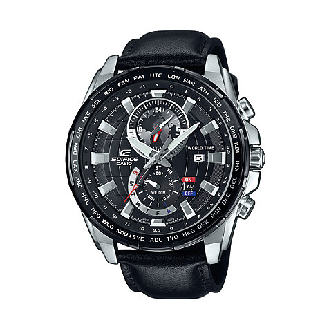 Casio EDIFICE Classic Herrenuhr EFR-550L-1AVUEF