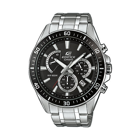 Casio Herrenuhr EDIFICE Classic EFR-552D-1AVUEF