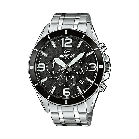 Casio Herrenuhr EDIFICE Classic EFR-553D-1BVUEF