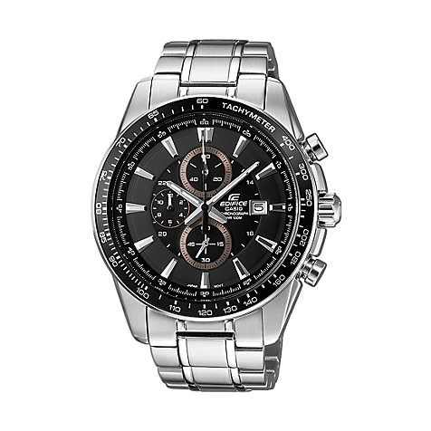 Casio Herrenuhr EDIFICE EF-547D-1A1VEF