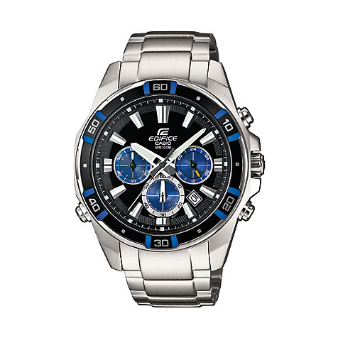 Casio Herrenuhr EDIFICE EFR-534D-1A2VEF
