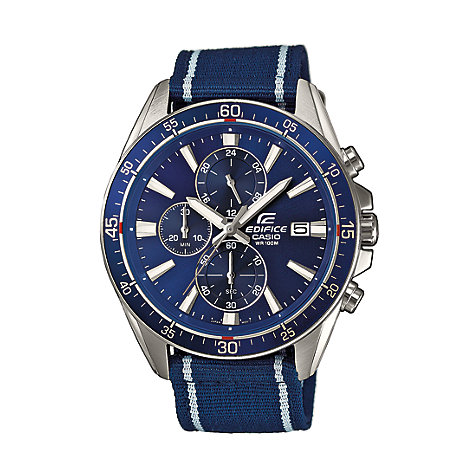 Casio Herrenuhr EDIFICE Premium EFR-546C-2AVUEF