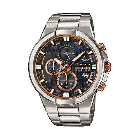 Casio Herrenuhr EDIFICE Red Bull Racing EFR-544RB-1AER