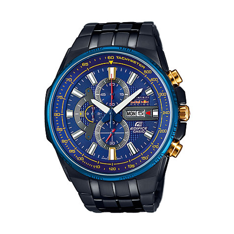 Casio Herrenuhr EDIFICE Red Bull Racing EFR-549RBB-2AER
