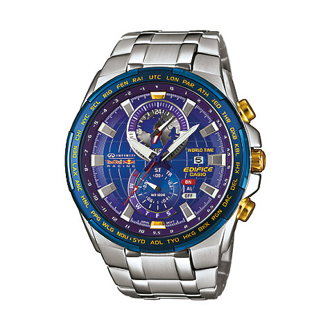 Casio Herrenuhr EDIFICE Red Bull Racing EFR-550RB-2AER