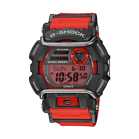 Casio Herrenuhr G-shock Classic GD-400-4ER