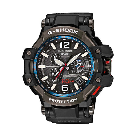 Casio Herrenuhr G-SHOCK GPW-1000-1AER