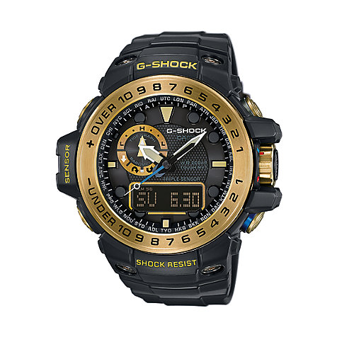 Casio Herrenuhr G-SHOCK Gulfmaster GWN-1000GB-1AER