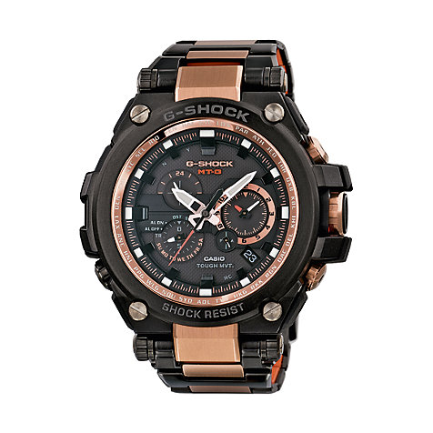 Casio G-SHOCK Premium Exclusive Herrenuhr MTG-S1000BD-5AER