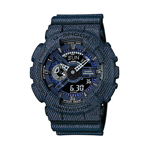 Casio G-SHOCK Style Series Herrenuhr GA-110DC-1AER