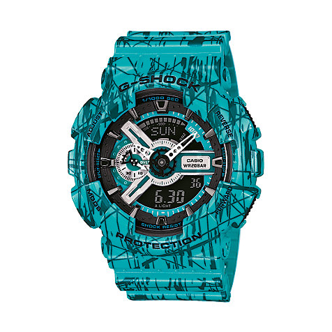 Casio G-SHOCK Style Series Herrenuhr GA-110SL-3AER