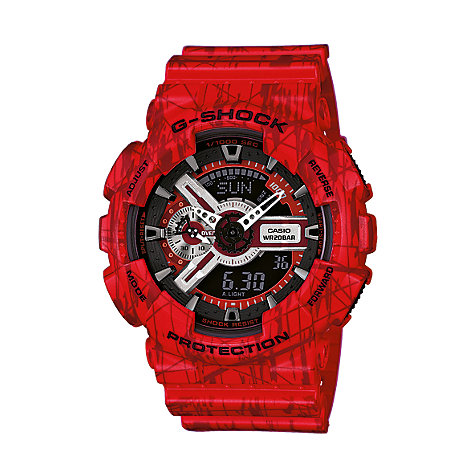 Casio G-SHOCK Style Series Herrenuhr GA-110SL-4AER