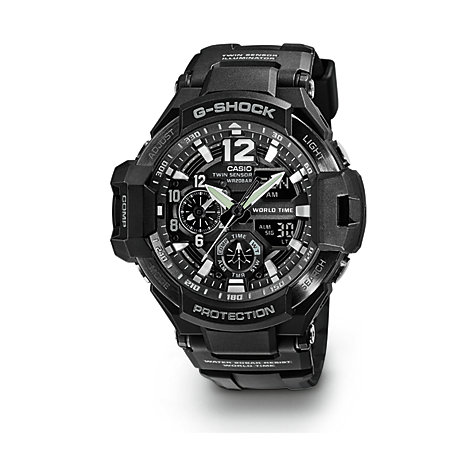 Casio Herrenuhr G-SHOCK Superior Series GA-1100-1AER