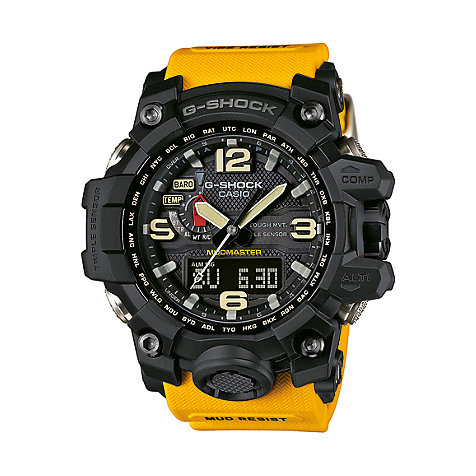 Casio Herrenuhr G-SHOCK Superior Series GWG-1000-1A9ER