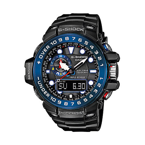 Casio Herrenuhr G-SHOCK Superior Series GWN-1000B-1BER