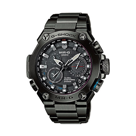 Casio Herrenuhr GS-Exclusive MRG-G1000B-1ADR