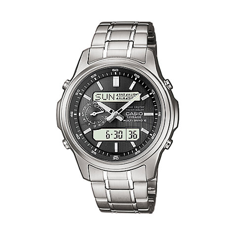 Casio Herrenuhr Radio Controlled LCW-M300D-1AER