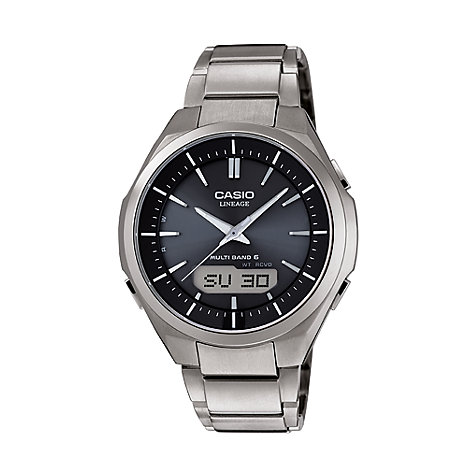 Casio Herrenuhr Radio Controlled LCW-M500TD-1AER