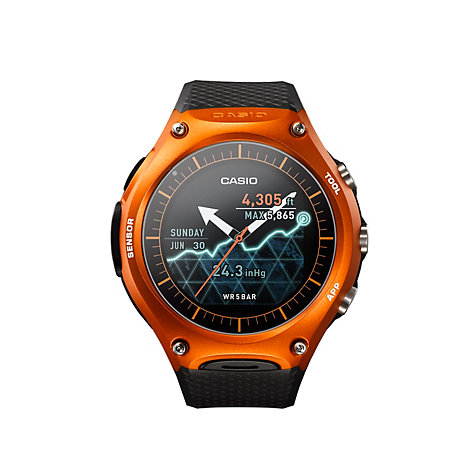 Casio Smartwatch Outdoor Watch WSD-F10RGBAE