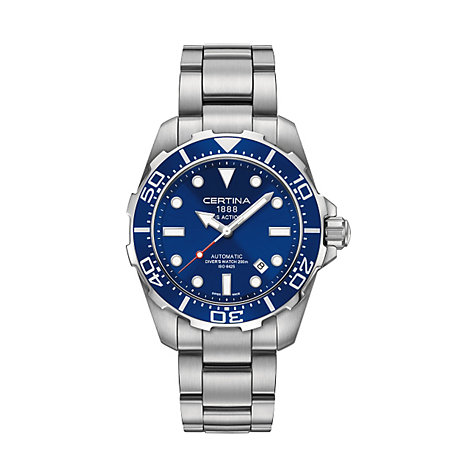 CERTINA Action Diver C013.407.11.041.00 Taucheruhr Automatic