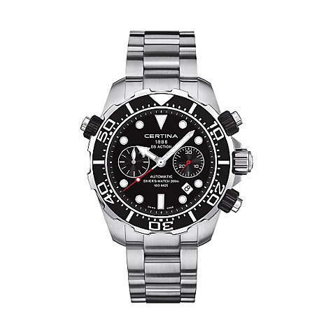 Certina Action Diver Chronograph  C013.427.11.051.00