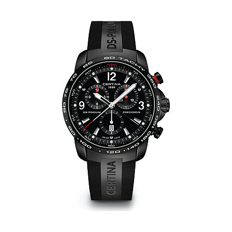 CERTINA Podium Big Size Chrono C001.647.17.057.00