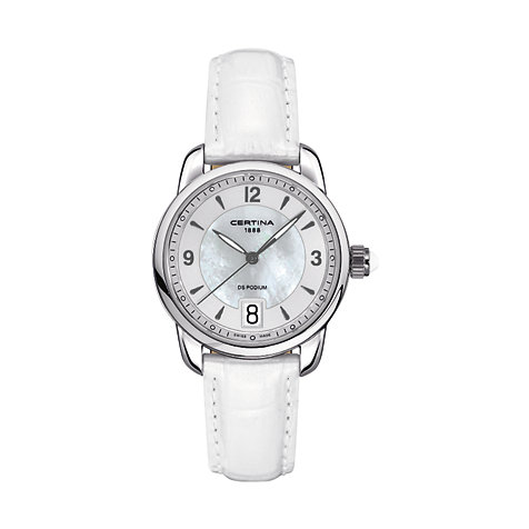 Certina Damenuhr DS Podium Lady C0252101611700