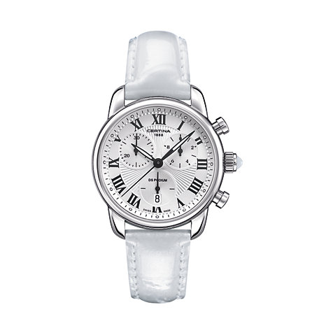 Certina Damenuhr DS Podium Lady C0252171601801
