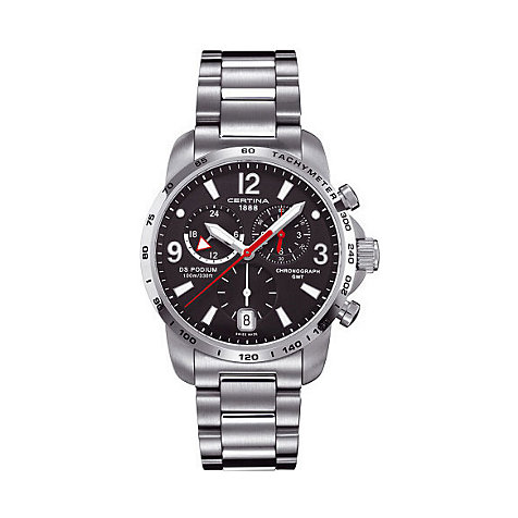 CERTINA DS Podium C001.639.11.057.00 GMT  Chrono