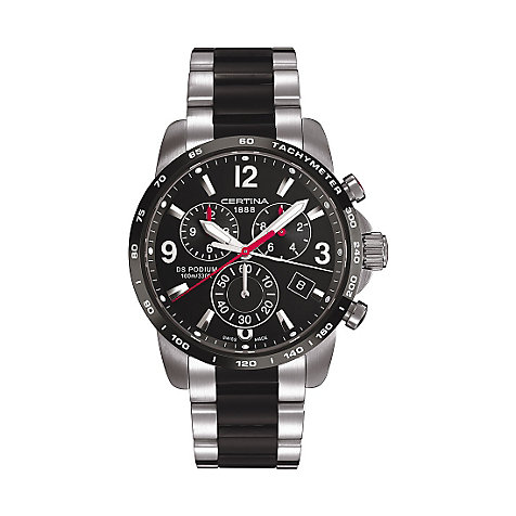 CERTINA DS Podium Chrono C001.617.22.057.00