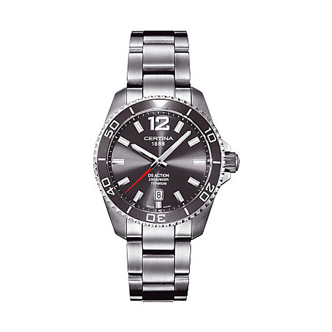 Certina Herrenuhr Action C0134104408700