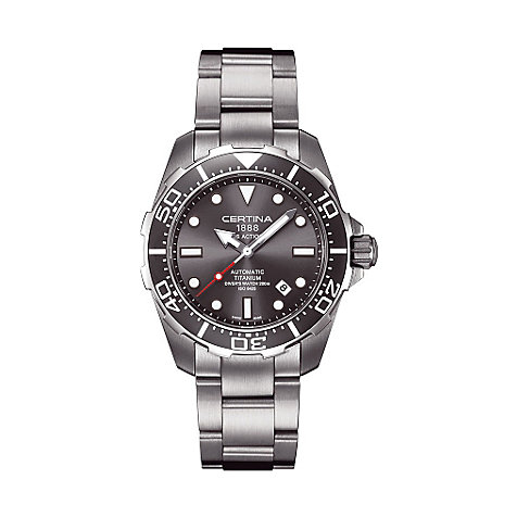 Certina Herrenuhr Action Diver C0134074408100