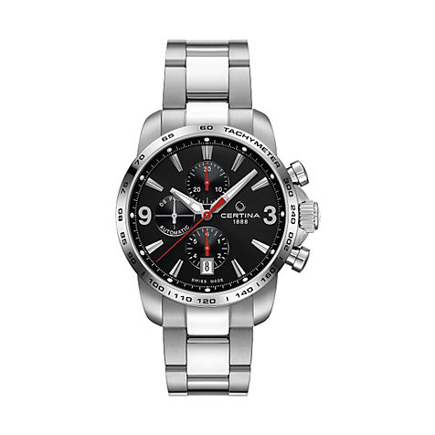 Certina Podium Chrono Automatic C0014271105700
