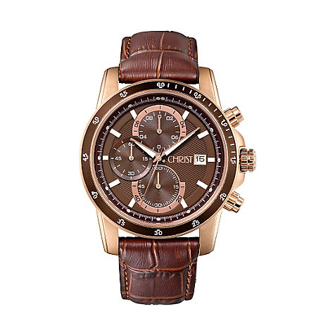 CHRIST times Herrenchronograph 85545426
