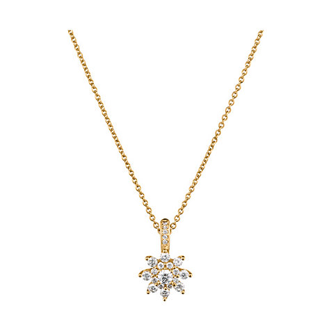 CHRIST Diamonds Kette 86470195