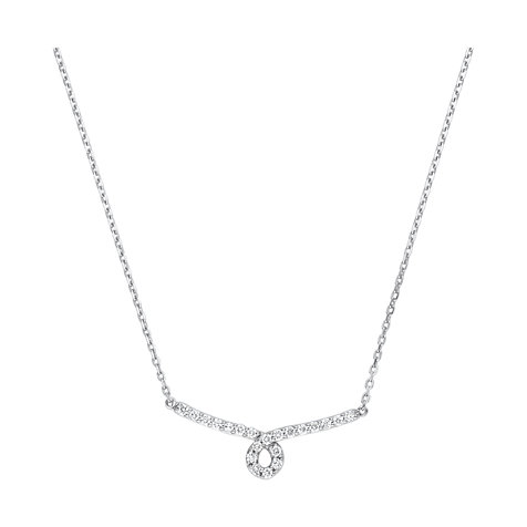 CHRIST Diamonds Collier 87031535
