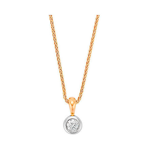 CHRIST Diamonds Kette 99625279