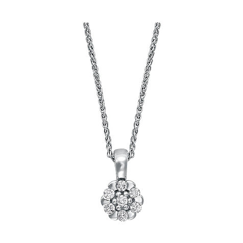 CHRIST Diamonds Total Weights Collier 84793485