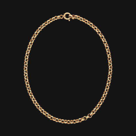 CHRIST Gold Collier 86768852