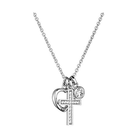 CHRIST Silver Collier 86730901
