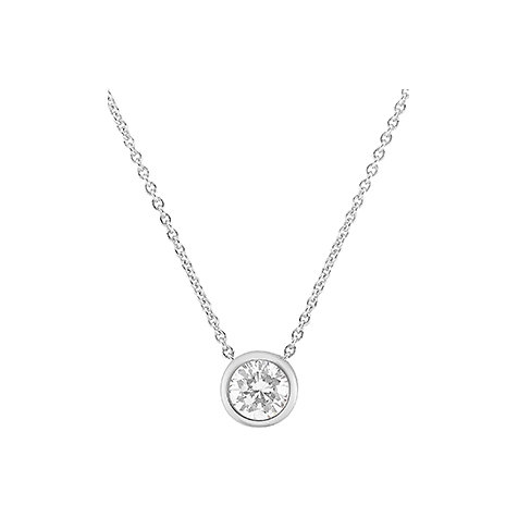 CHRIST Silver Collier 86768224
