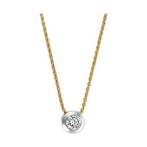 CHRIST Solitaire Collier 83125004