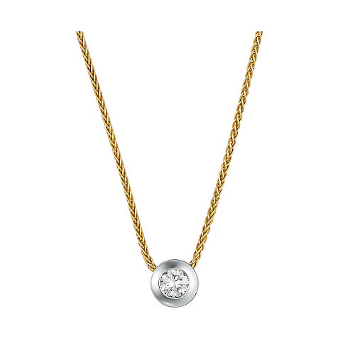 CHRIST Solitaire Collier 83125330