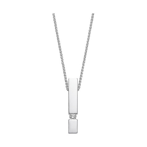 CHRIST Solitaire Collier 84903043