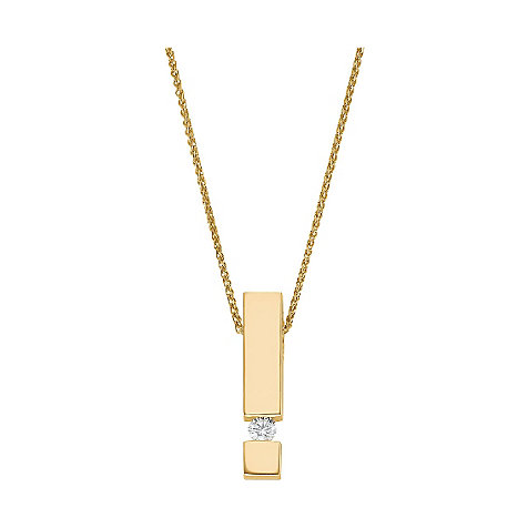 CHRIST Solitaire Collier 84904856