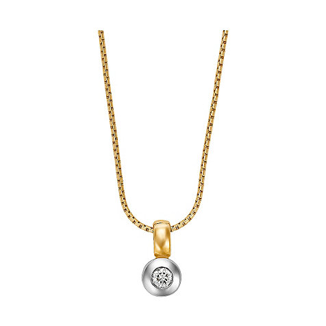 CHRIST Solitaire Collier 84974501