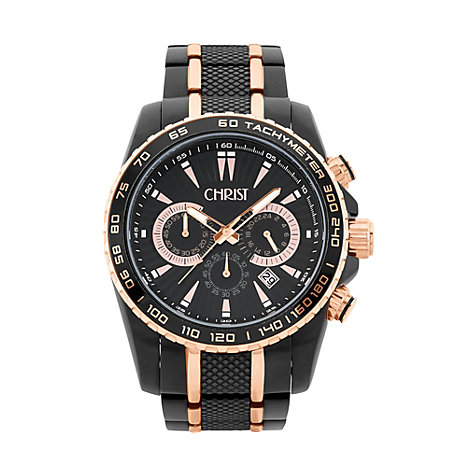 CHRIST times Herrenchronograph 86499754