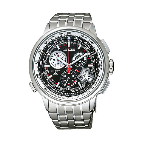 Citizen Eco Drive Chronograph Funk BY0011-50E